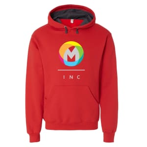 Fruit of the Loom® SofSpun Hooded Pullover Sweatshirts
