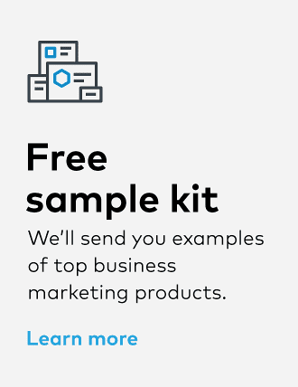 Business sample kit