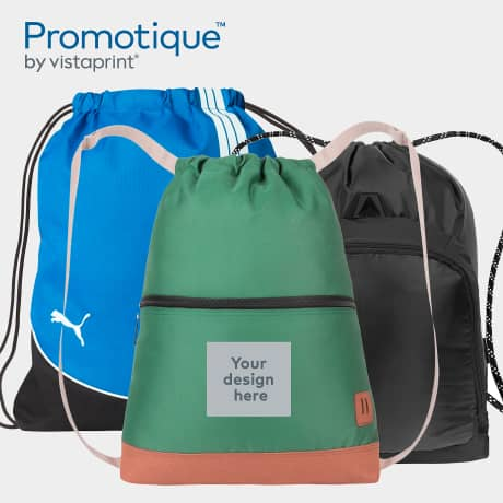 4b520125a260 Non-woven drawstring cinch backpacks. 25 Starting at  148.75  111.55. Bags