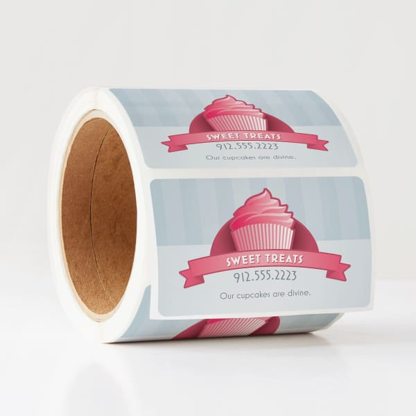 Custom Labels & Personalized Stickers | Vistaprint