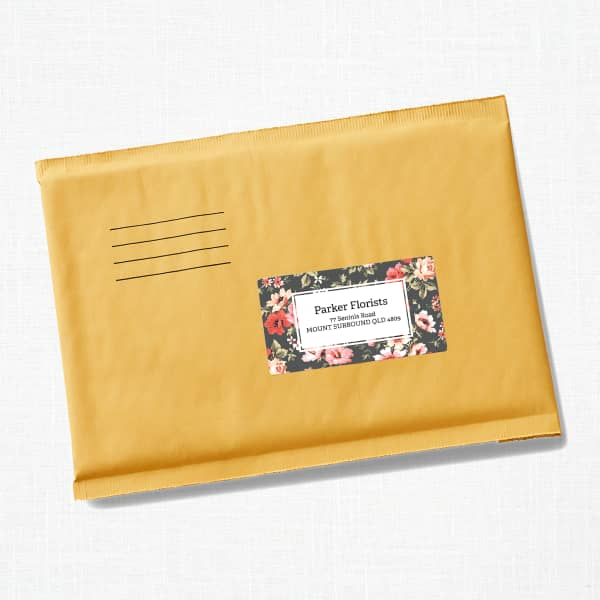Custom Mailing Supplies with Vistaprint
