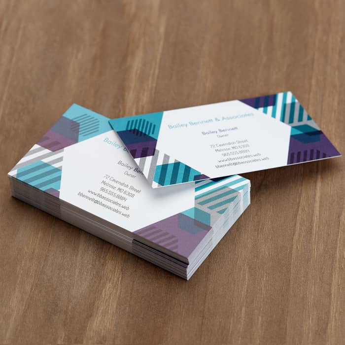 Custom Standard Business Cards Card Printing