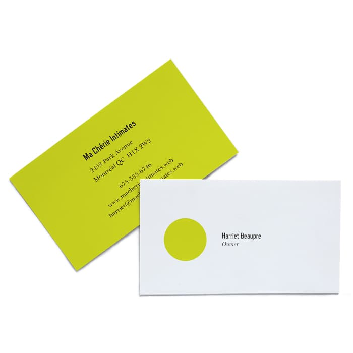 e2aa8706 Uncoated Business Cards, Uncoated Card Stock | Vistaprint