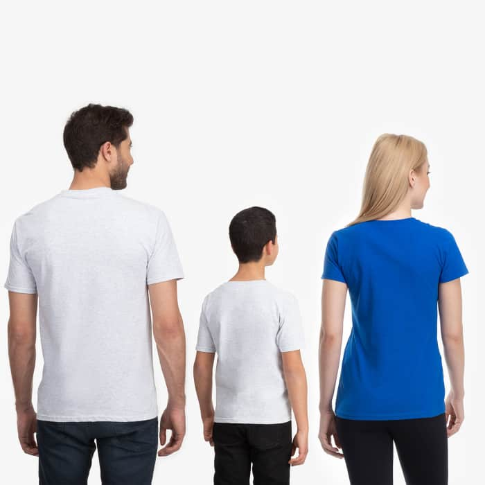 Basic T-shirt Back