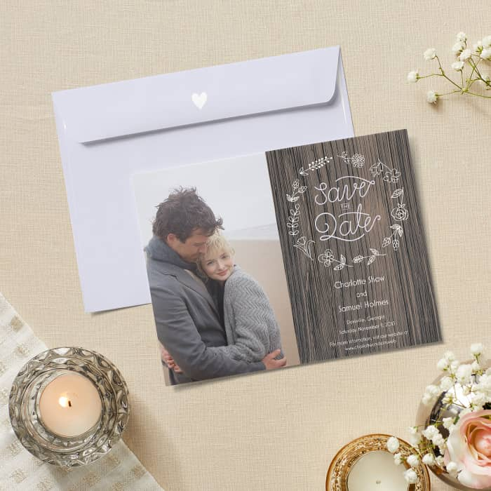 Save the Date Magnets GPP