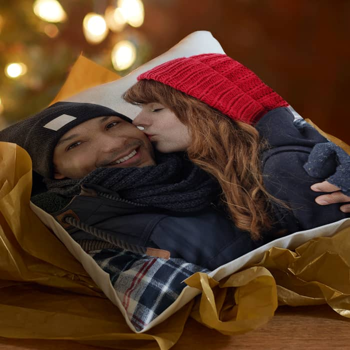 Photo pillow
