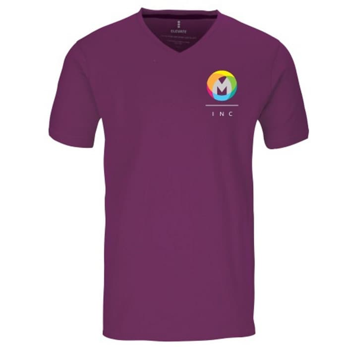 Elevate™ Kawartha men's short sleeve V-neck T-shirts