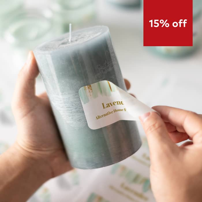 15% off product labels. Promo code VP0111
