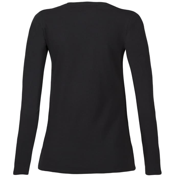 Fruit of the Loom® Lady-Fit Crew Neck Ts Longsleeve