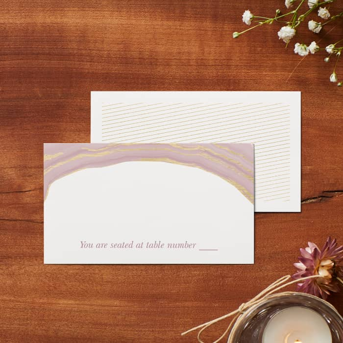 Wedding Place Cards