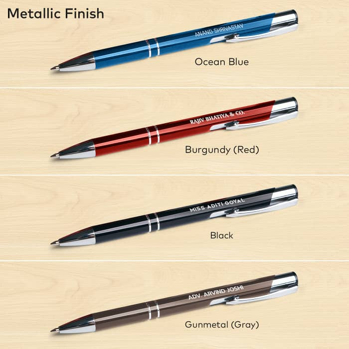 Engraved Pens