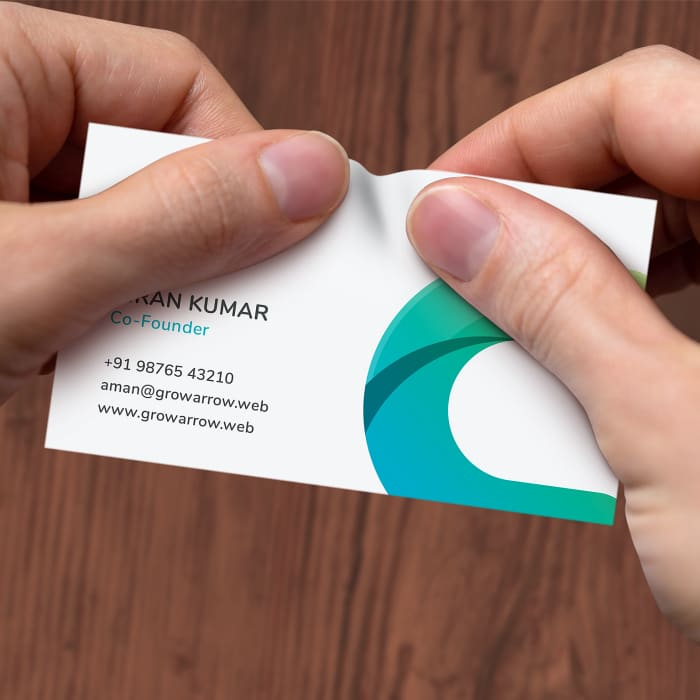 Non-Tearable Visiting Cards