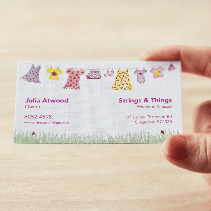 Parent Cards