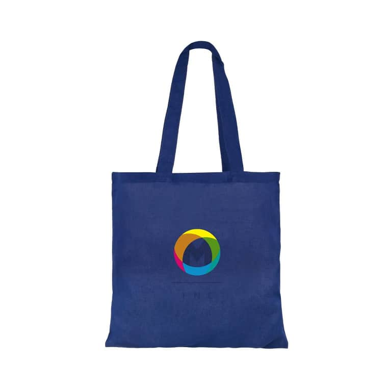 636b2d8cc Basic cotton ink printed tote bags