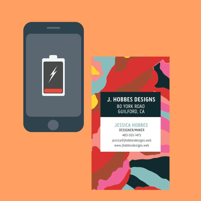 Reliable business cards