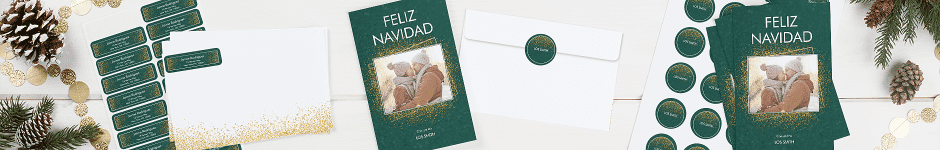 Holiday Cards GPP Components