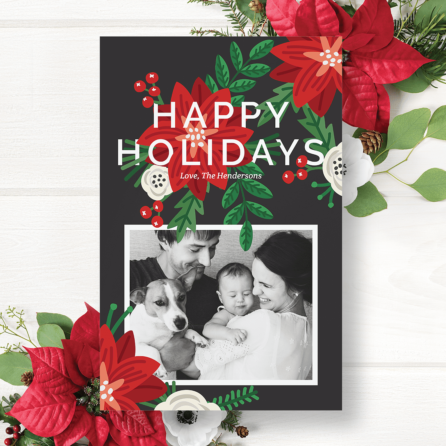 Christmas Cards Christmas Cards, Personalized Holiday Cards | Vistaprint