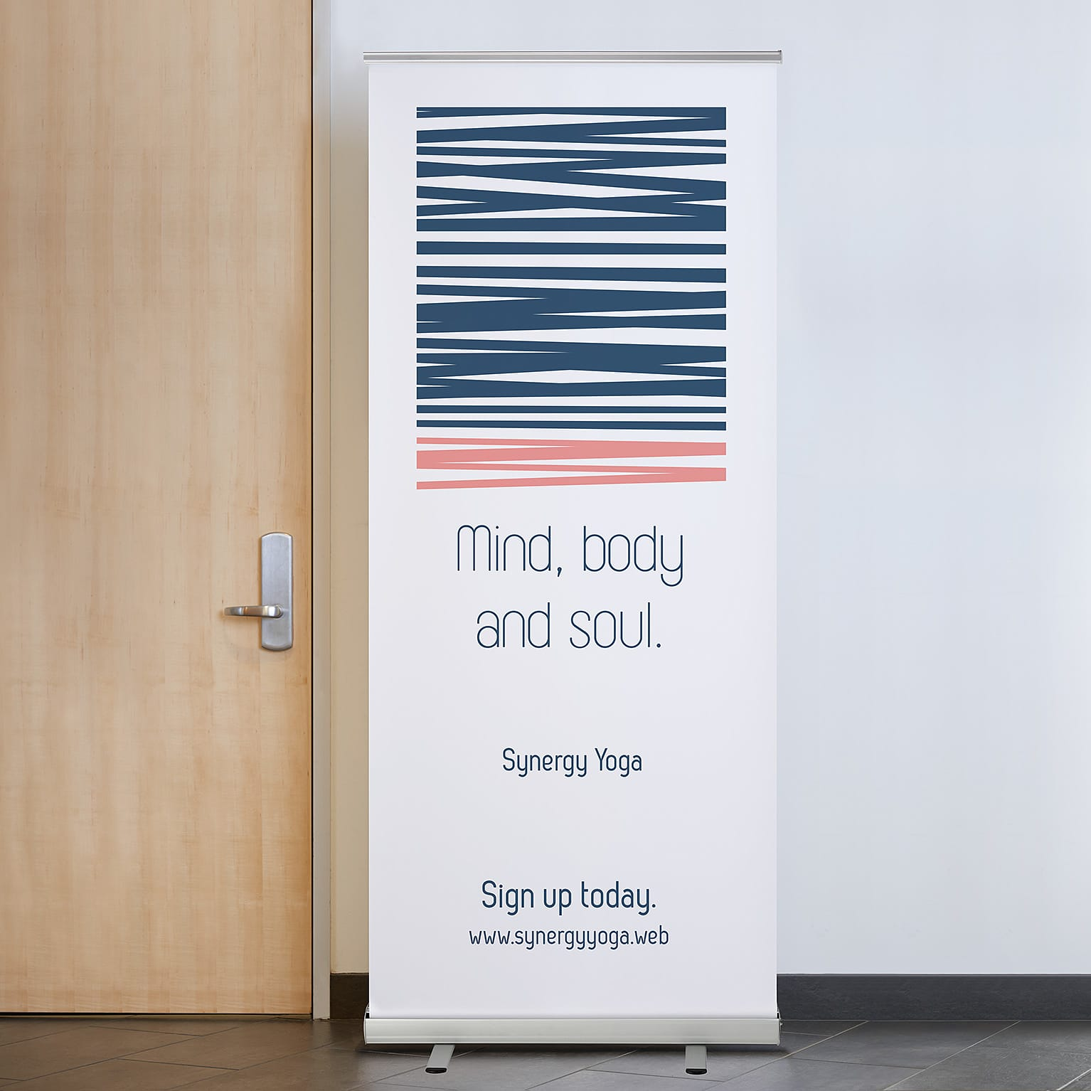 92c631f8c16343 Retractable Banners, Banner Stands & Roll Up Banners | Vistaprint