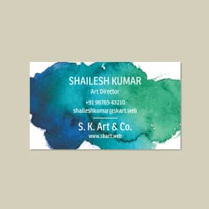 Visiting Card Design | Business Card | Online Visiting Cards