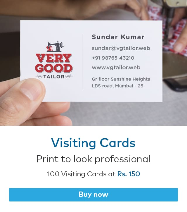 Vistaprint India: visiting cards, t-shirts & photo calendars