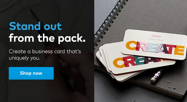 Vistaprint: Business Cards, Marketing Materials, Signage & More