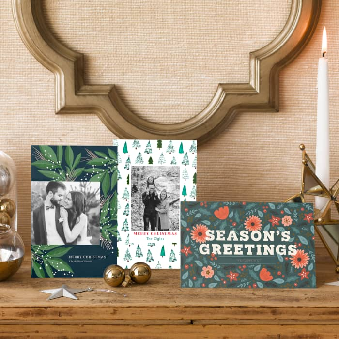 First Christmas In Our New Home Svg.Holiday Cards