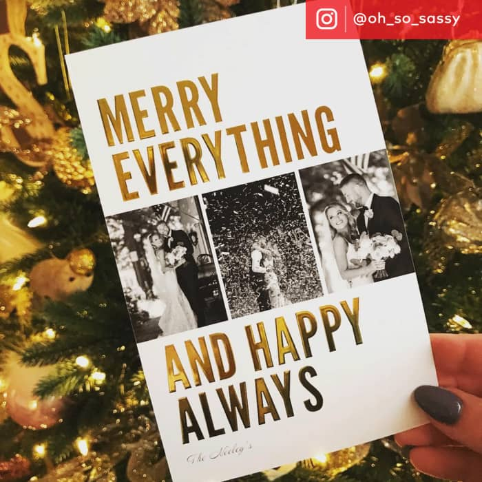 Personalized Christmas Cards.Holiday Cards