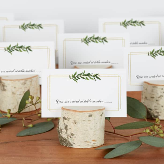 Wedding Place Cards.Place Cards