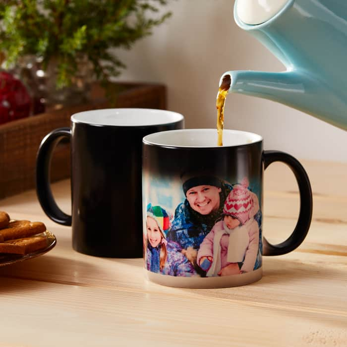 Color Changing Mugs