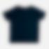Navy baby t-shirts