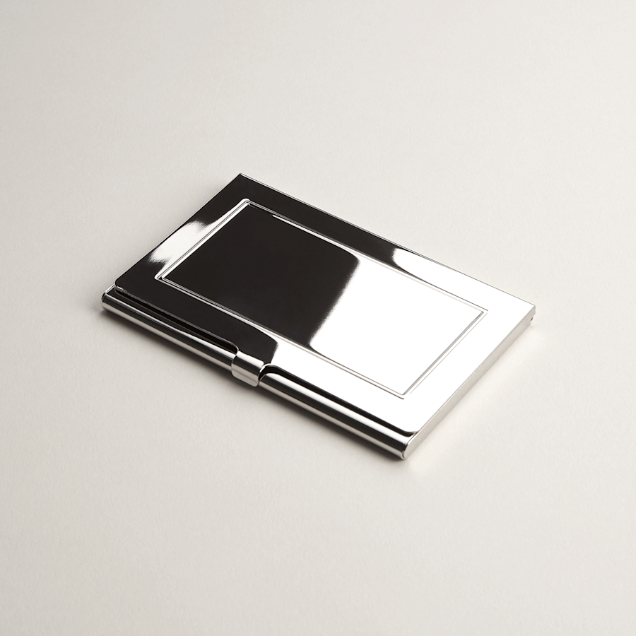 Metal Business Card Holders