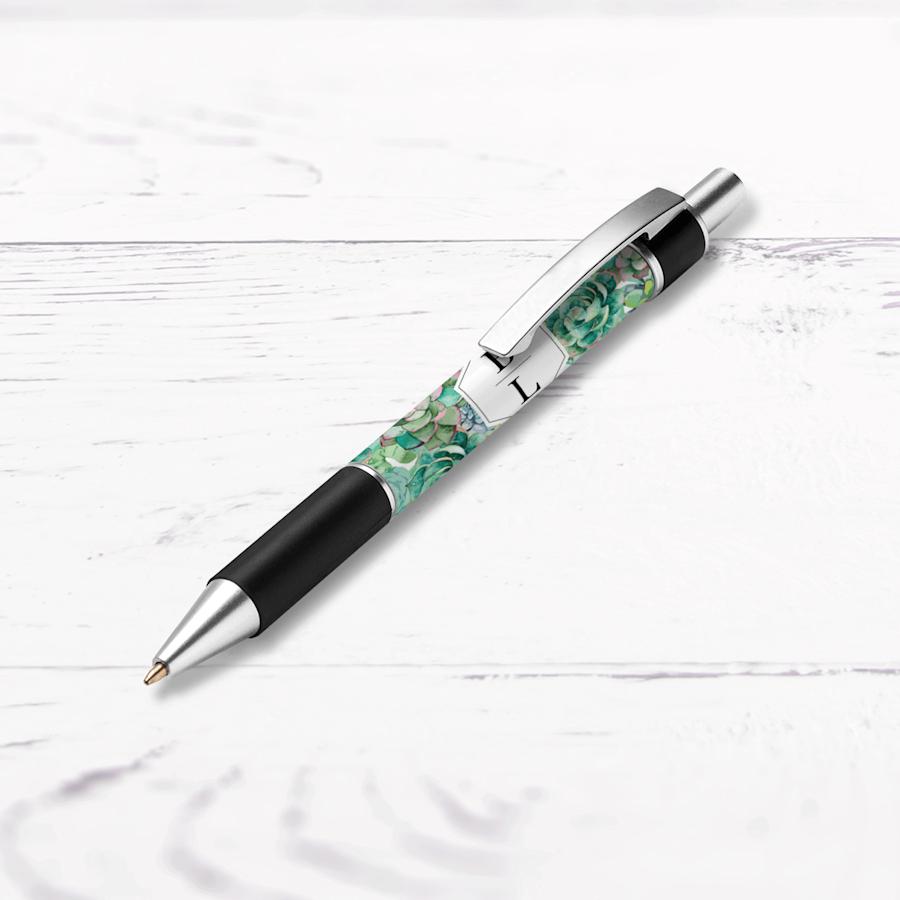 Bolígrafos retráctiles básicos