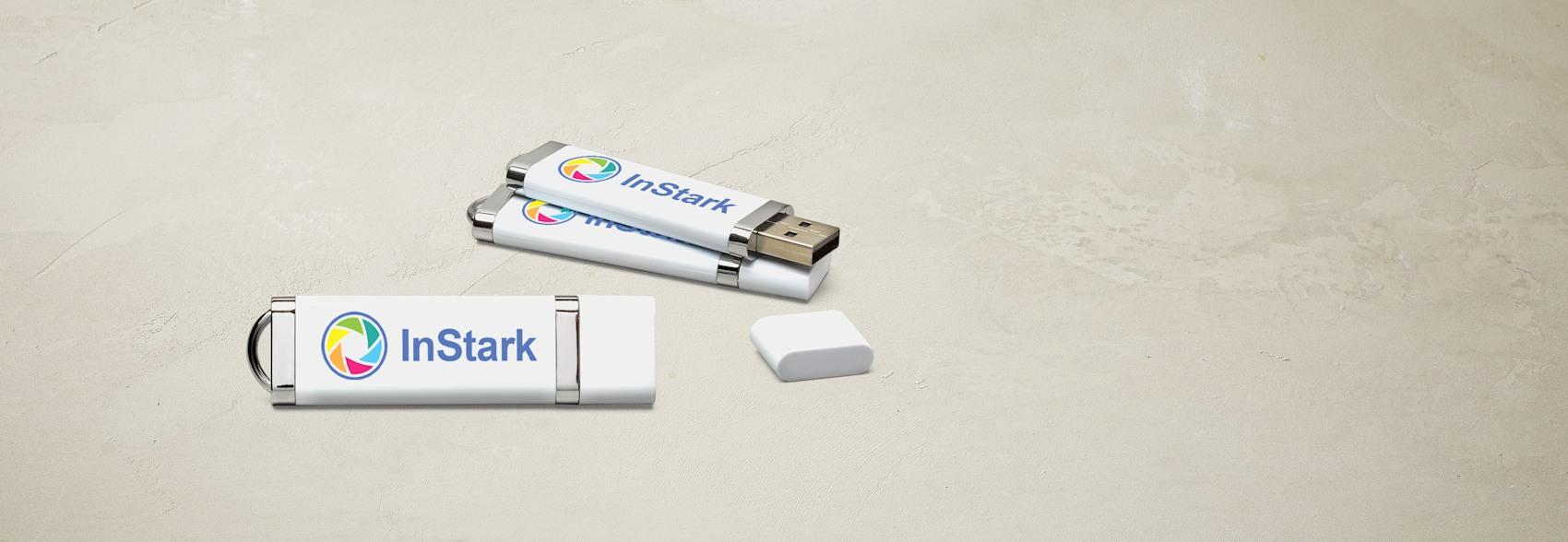 Personalised USB sticks