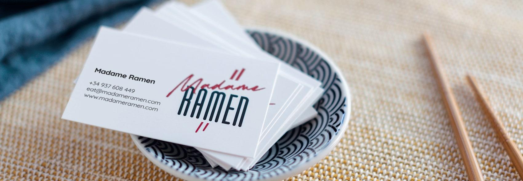 Make business cards