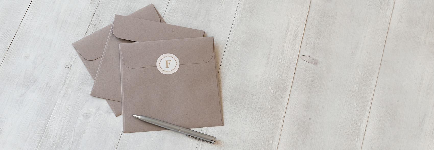 Envelope Seals