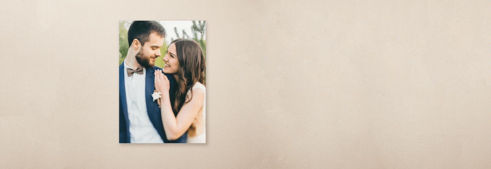 láminas en cartón pluma con foto