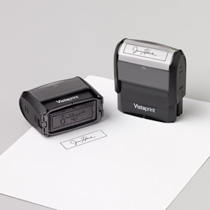 personalised signature stamps