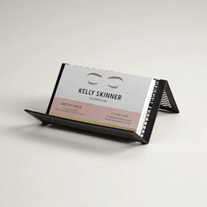 Metal Mesh Business Card Holders
