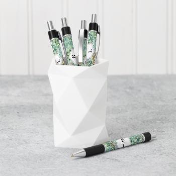 Premium Ballpoint Pens Cup