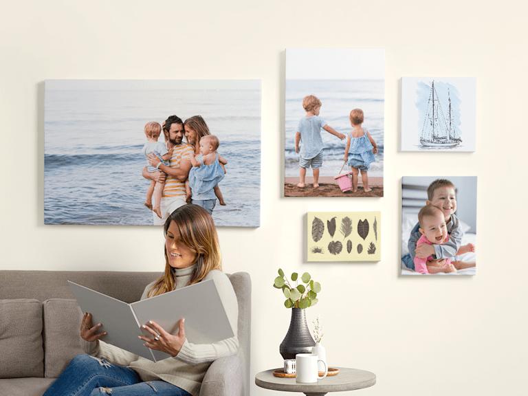 Wall Art Prints Make Your Own Custom Wall Art Vistaprint