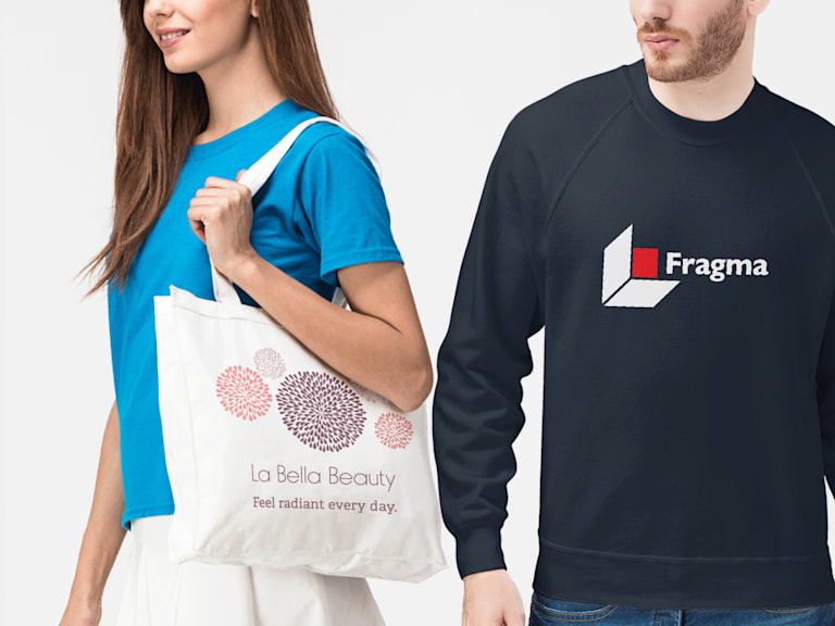 Branded Clothing and Bags