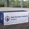 custom fitted tablecloths