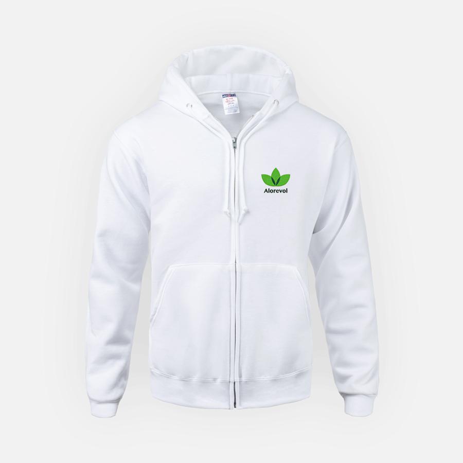 JERZEES® Zip Hooded Sweatshirt