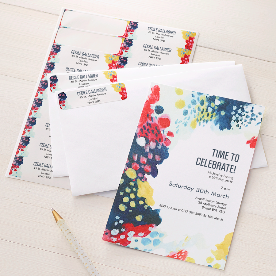 Print Stationery