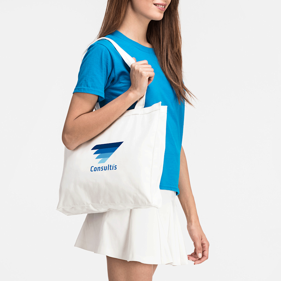 Classic Cotton Tote Bag