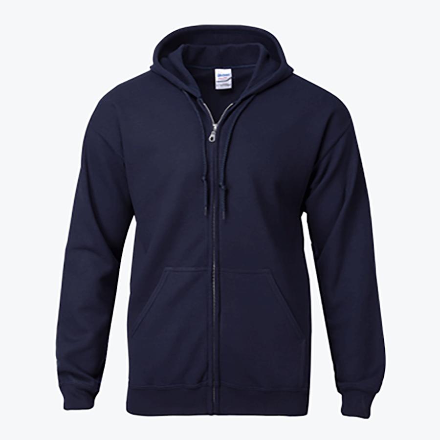 Gildan Zip Sweatshirt