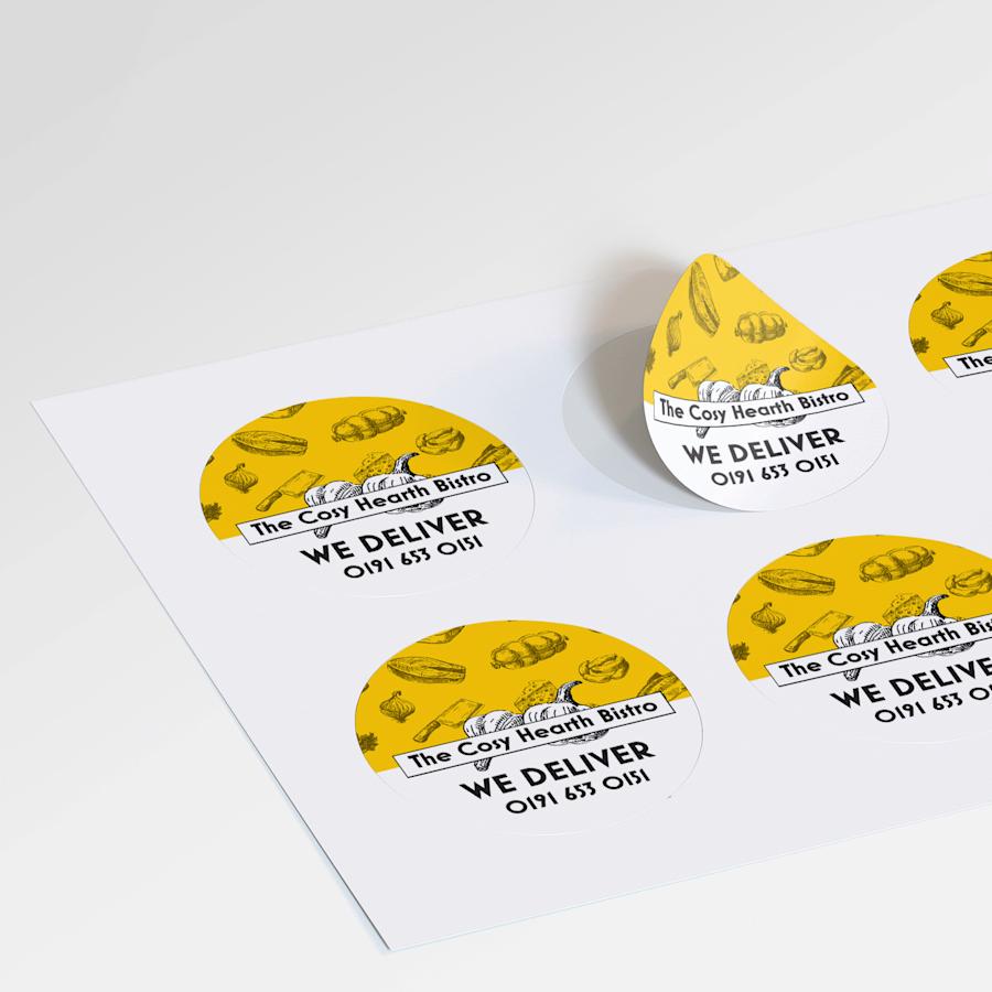 Sheet Stickers