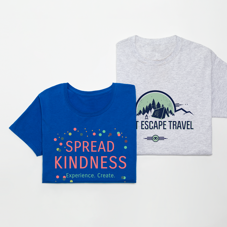 Standard Gildan T-shirts