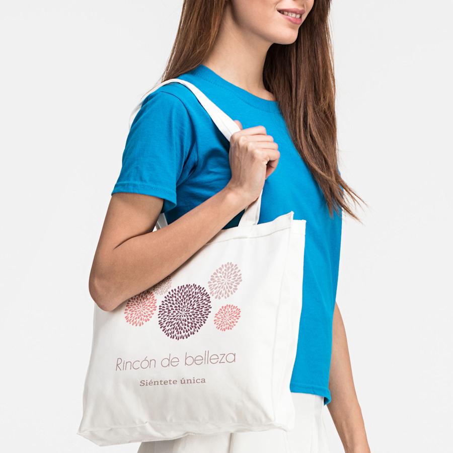 Bolsas de algodón clásicas