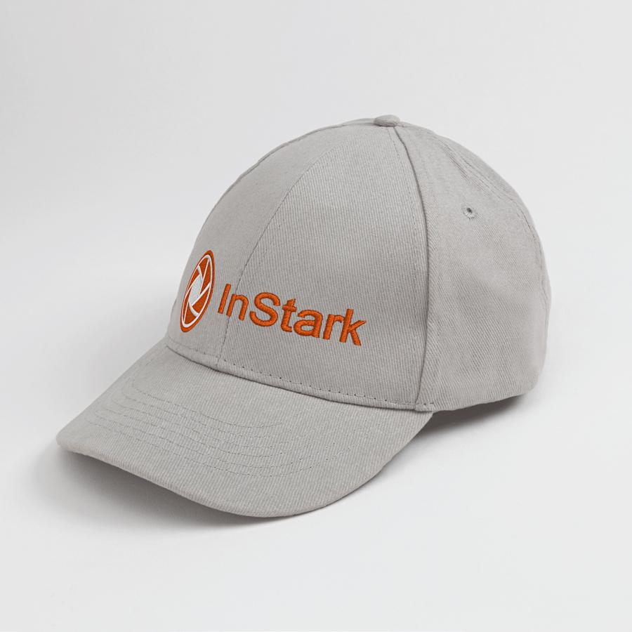 Gorras bordadas estándar